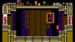 Bloodstained curse of the moon_nivel genial