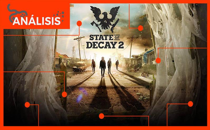 State of Decay 2 analisis egla portada