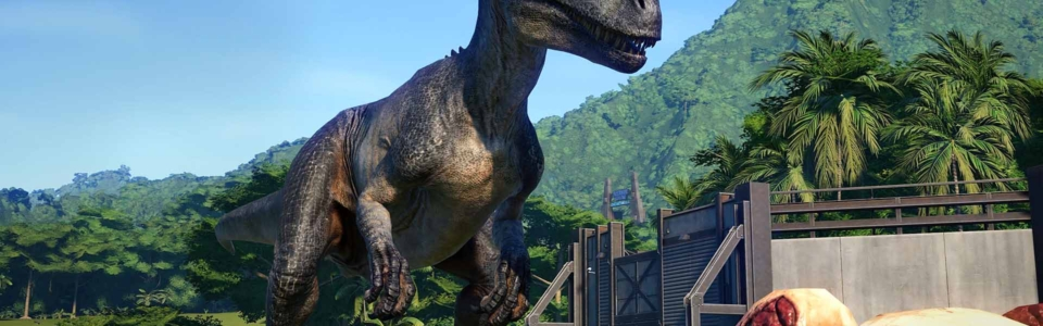 Jurassic World Evolution 7