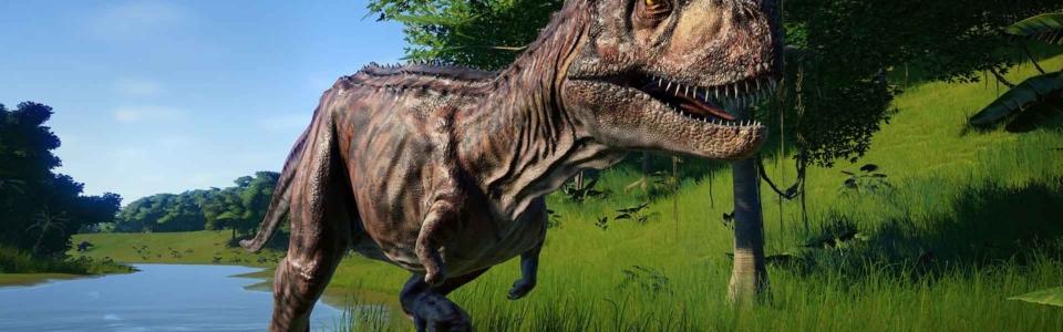 Jurassic World Evolution 8