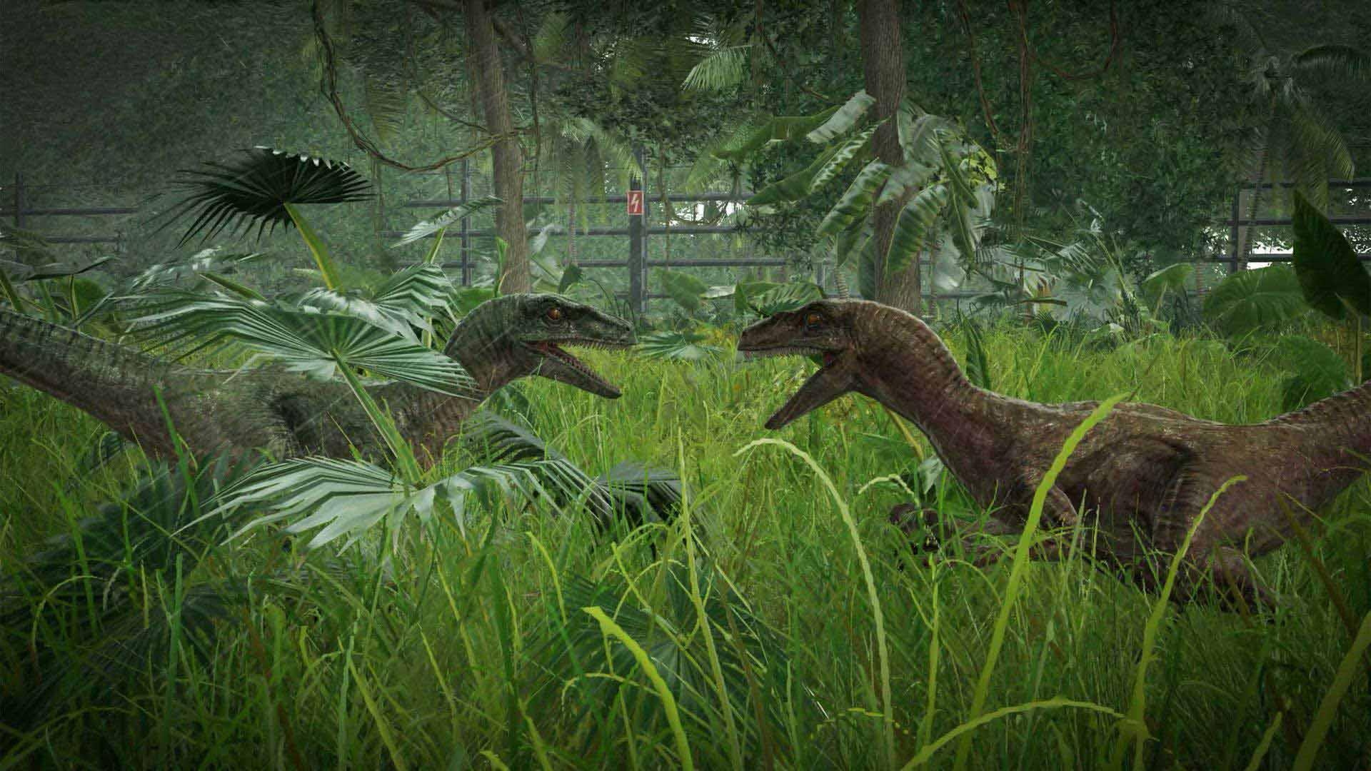 Jurassic World Evolution 1