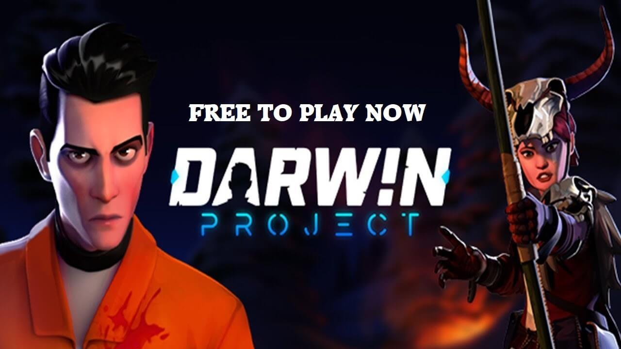 darwin project free to play now egla