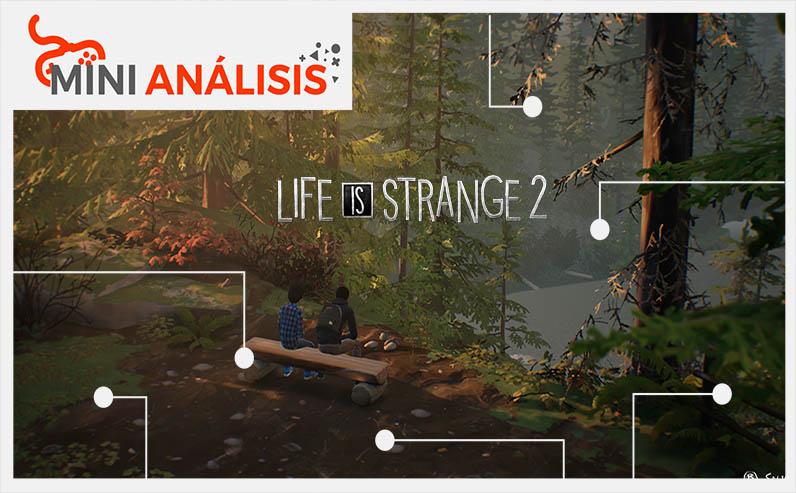 Life is Strange 2 - Episodio 1 analisis egla