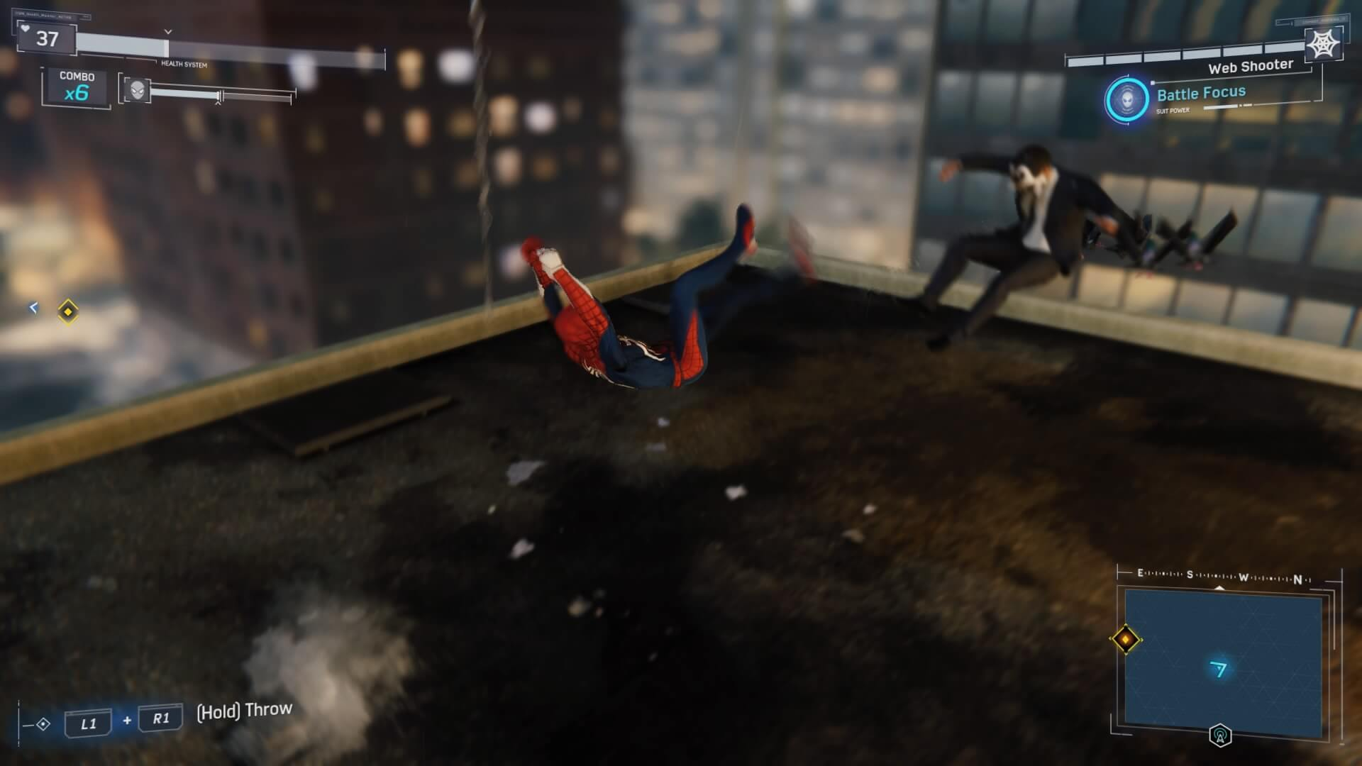Marvel's Spider-Man_web swing