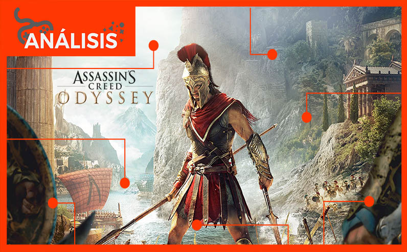 Assassins Creed Odyssey analisis egla