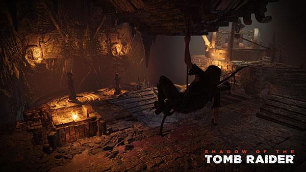 Shadow of the Tomb Raider - Tumbas