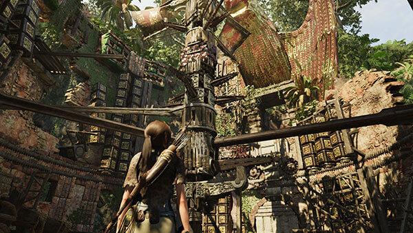 Shadow of the Tomb Raider - Megatrampa