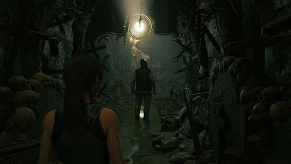Shadow of the Tomb Raider - Trampas