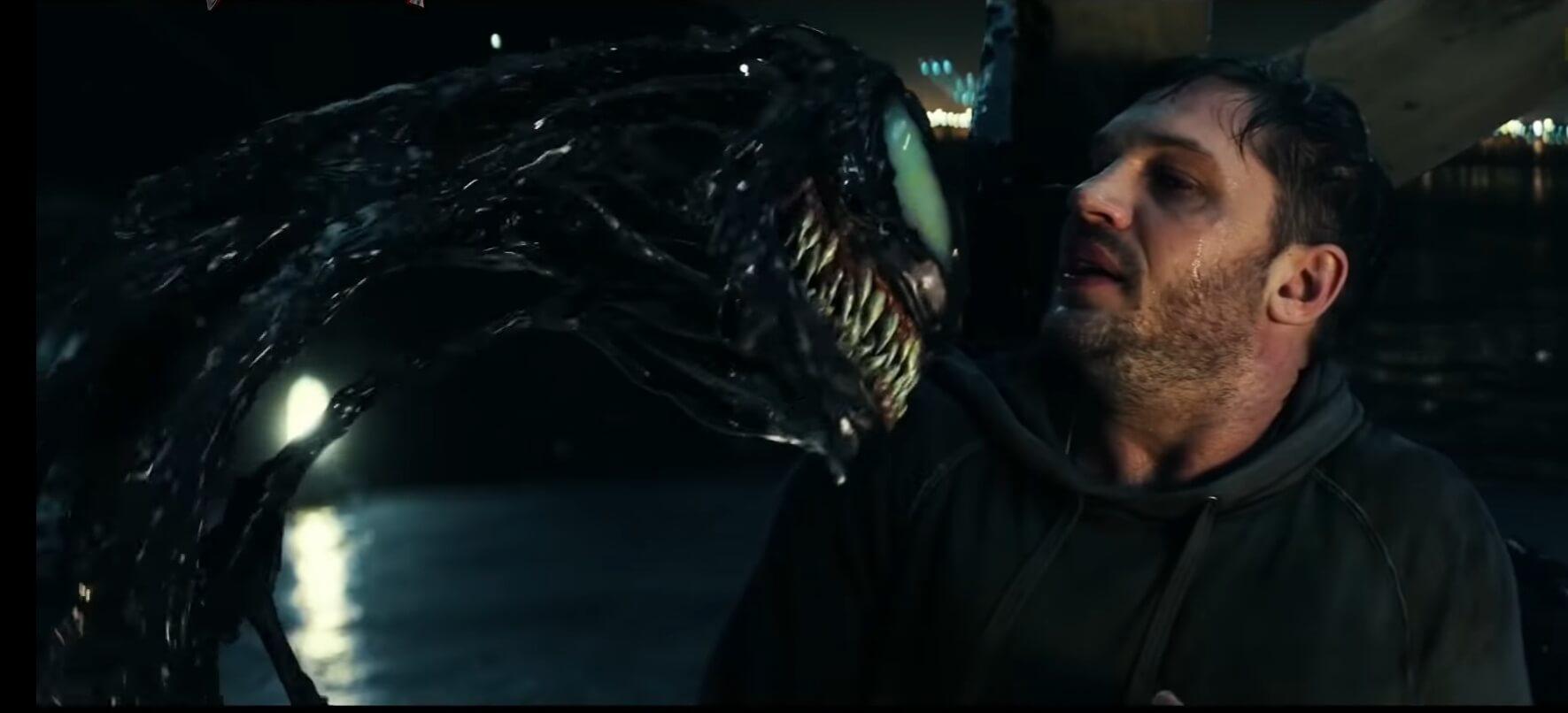 Venom y Eddie