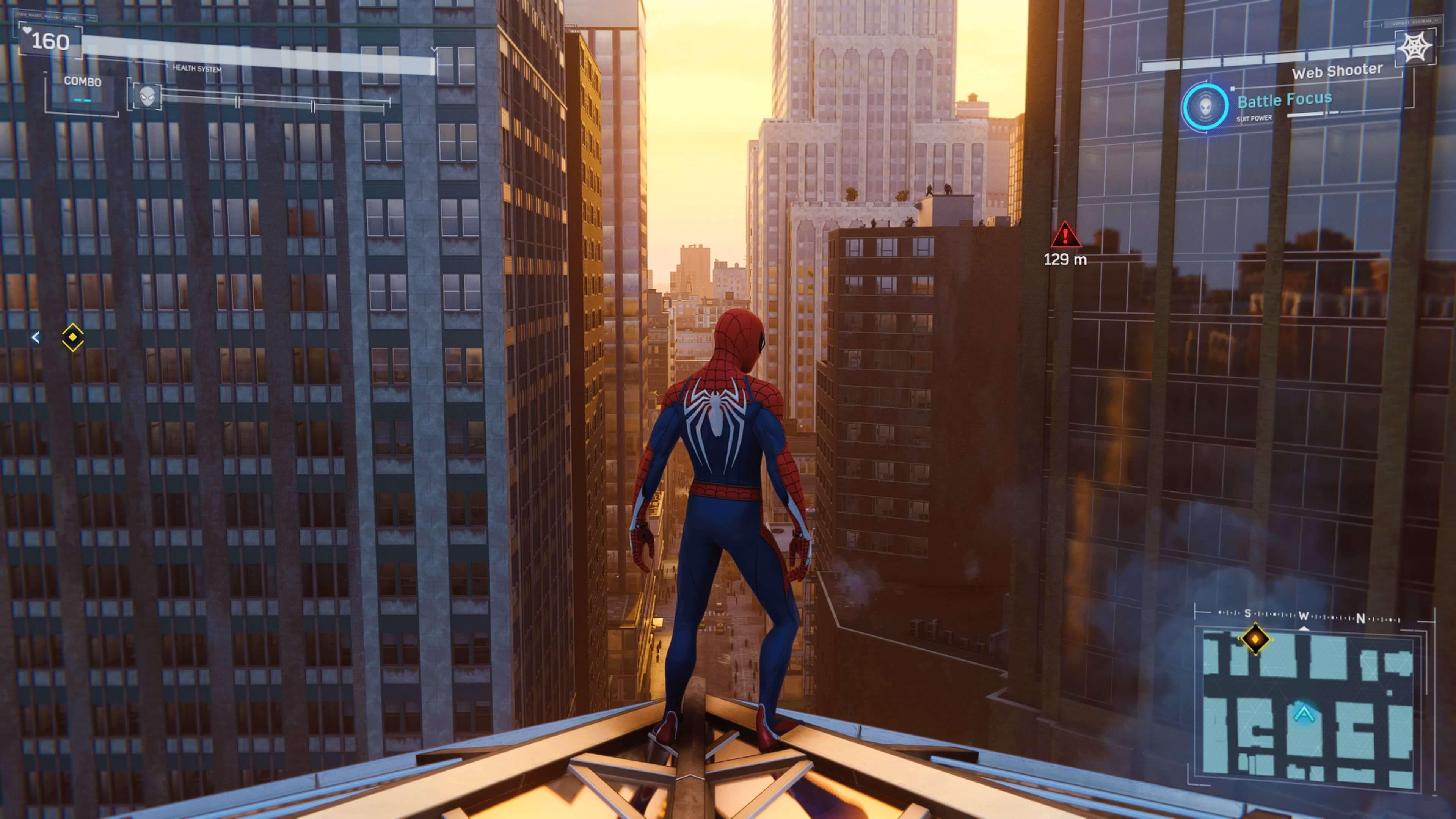 Marvels-Spider-Man_reflejo-edificios