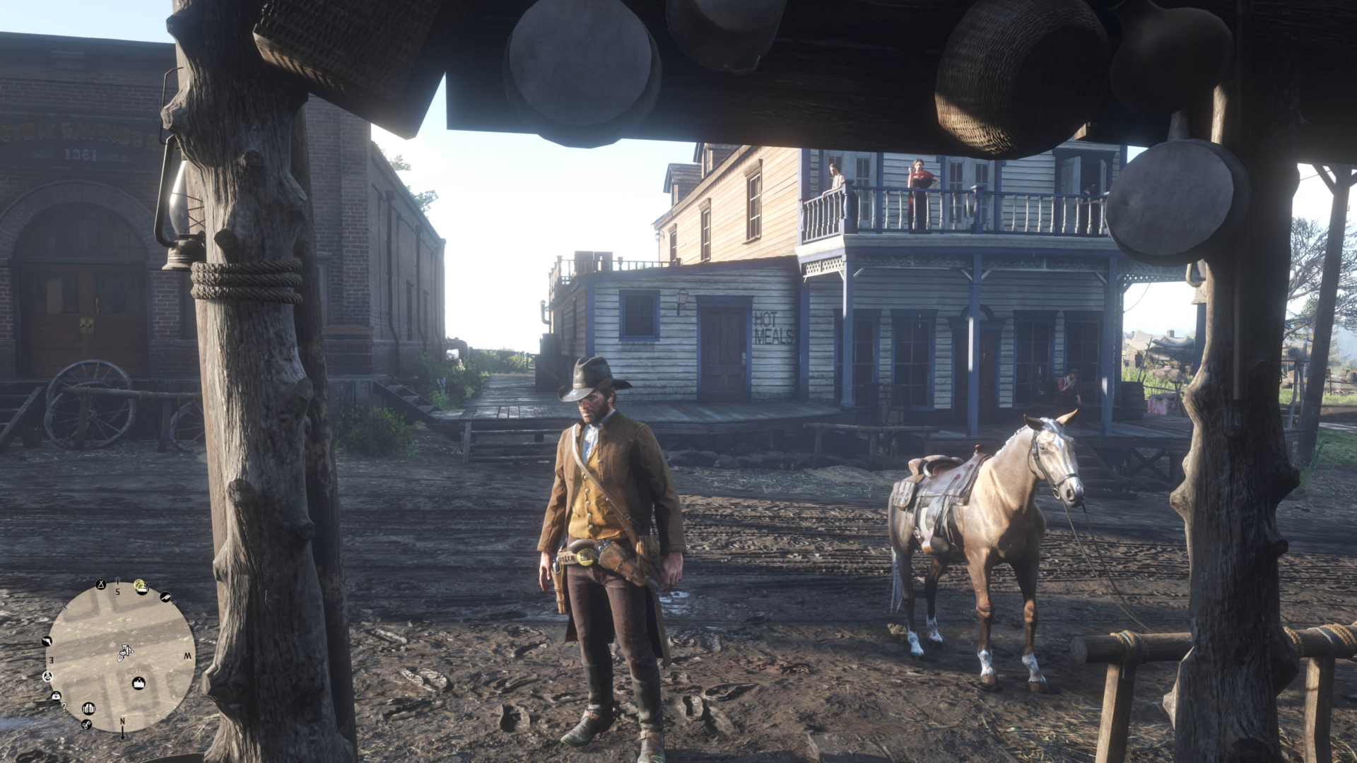 Red Dead Redemption 2__nieve y lluvia en paisajes (3)