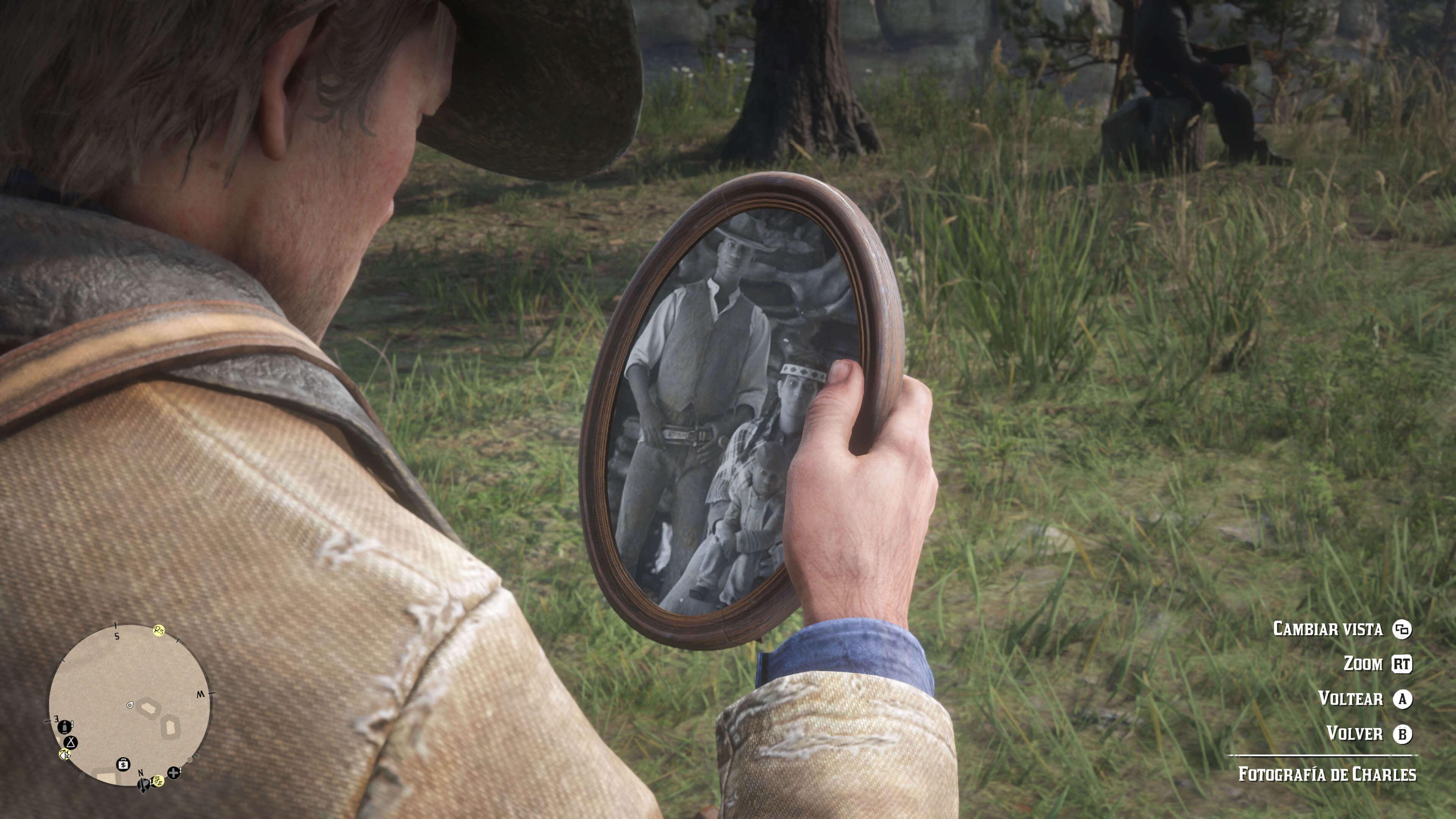 Red Dead Redemption 2_atención a los personajes