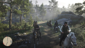 Red Dead Redemption 2_la banda