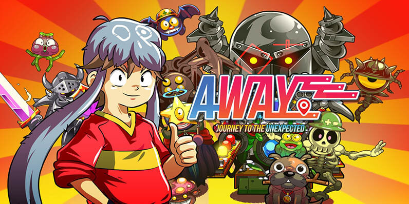 away journey to the unexpected portada 796x