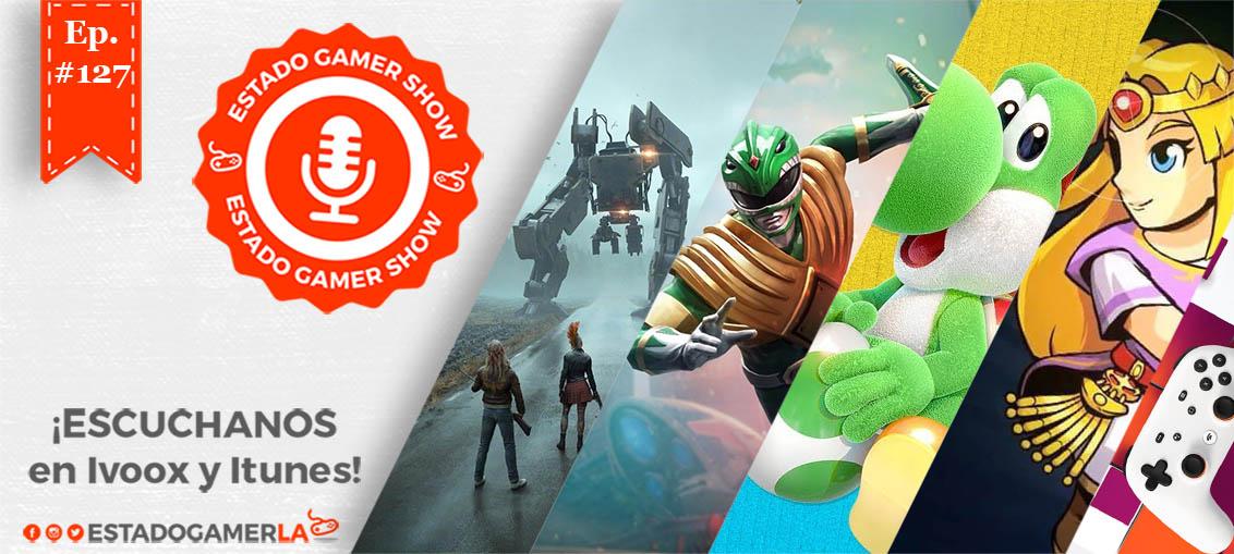 Estado-Gamer-Show 127 egla