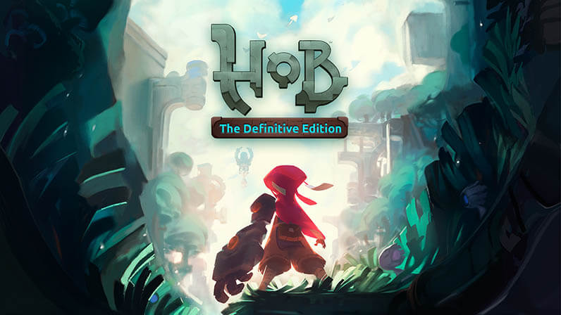 Hob the definitive edition portada 796x448