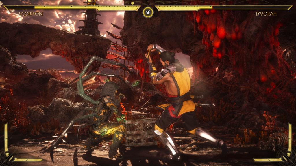 Mortal Kombat11_galeria combate 4