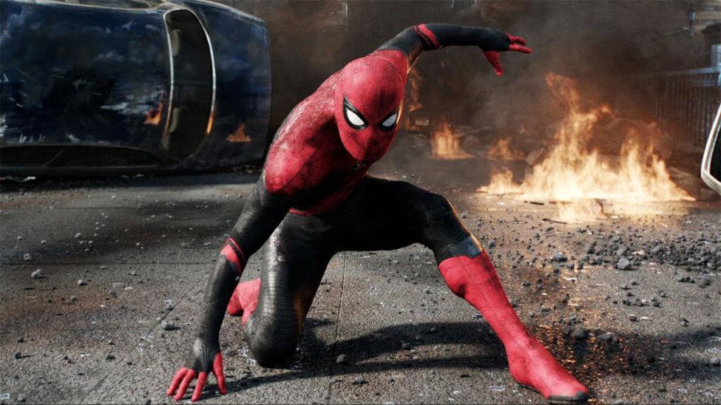 Spider-Man: Lejos de casa - Acción