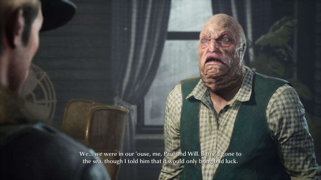 The Sinking City - Innsmouthers