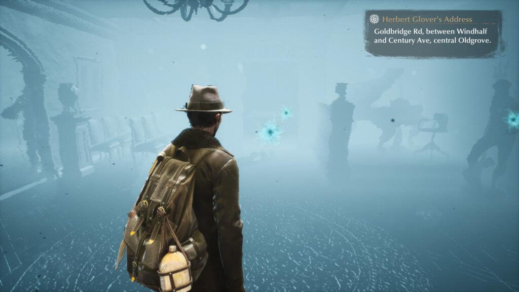 The Sinking City - Percepción Extra Sensorial