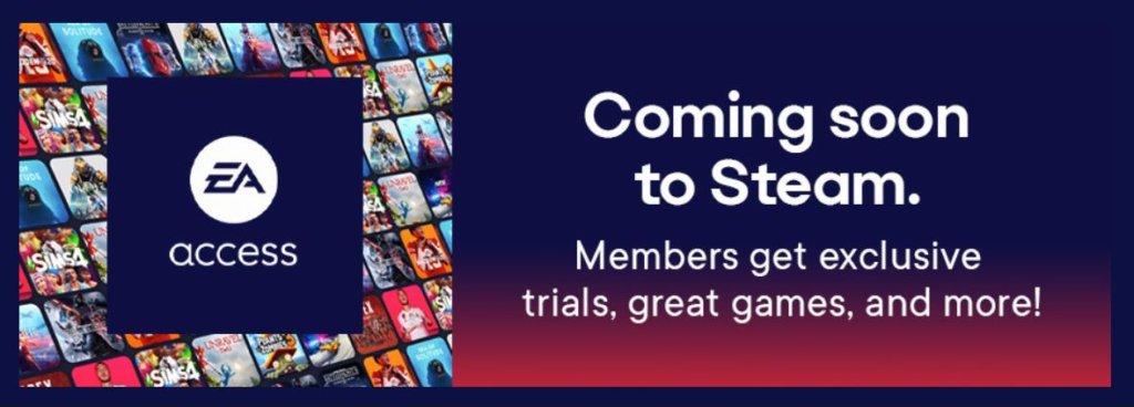 EA Access en Steam