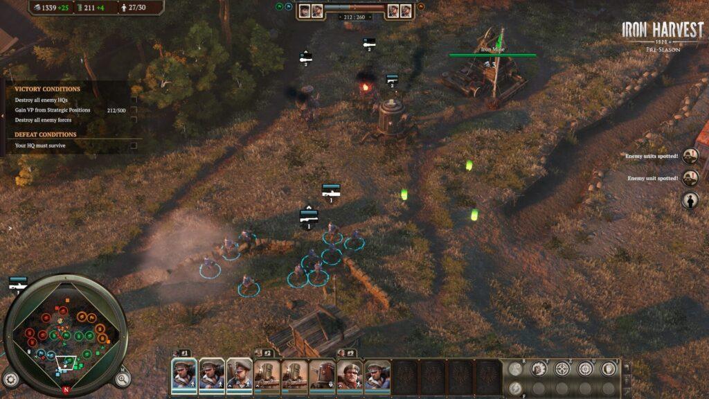 Iron Harvest - Multiplayer