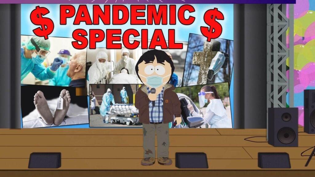 Especial de Pandemia - Promo