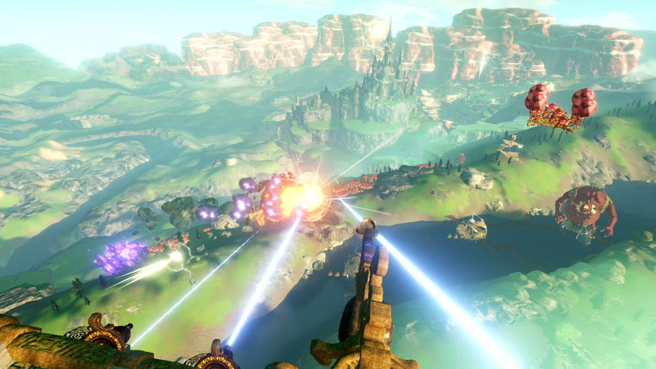 Hyrule Warrios Age of Calamity screenshot 08