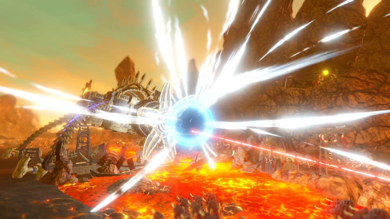 Hyrule Warrios Age of Calamity screenshot 11