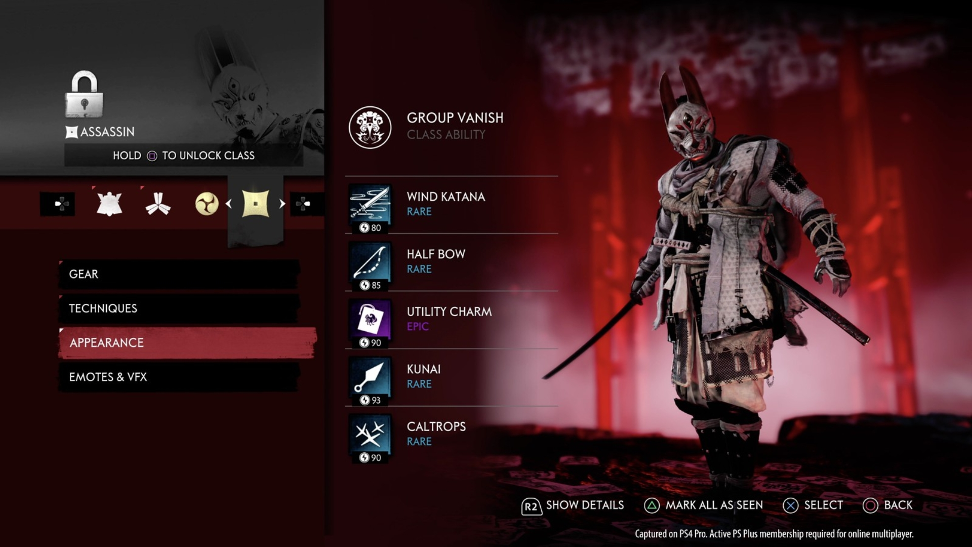 ghost of tsushima legends 03 assassin