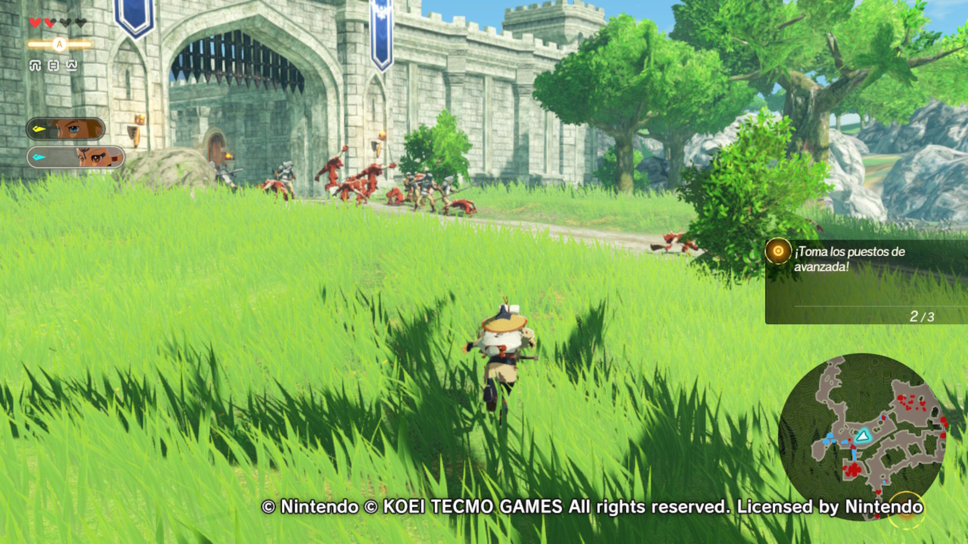Hyrule Warriors Age of Calamity (5)