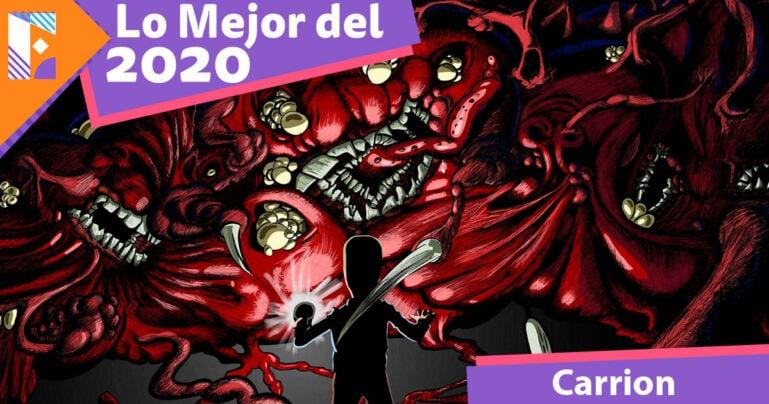 Carrion - Lo mejor del 2020 - Facebook
