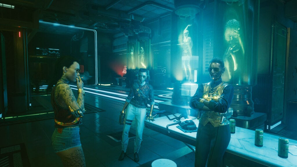 Cyberpunk 2077 - Moda