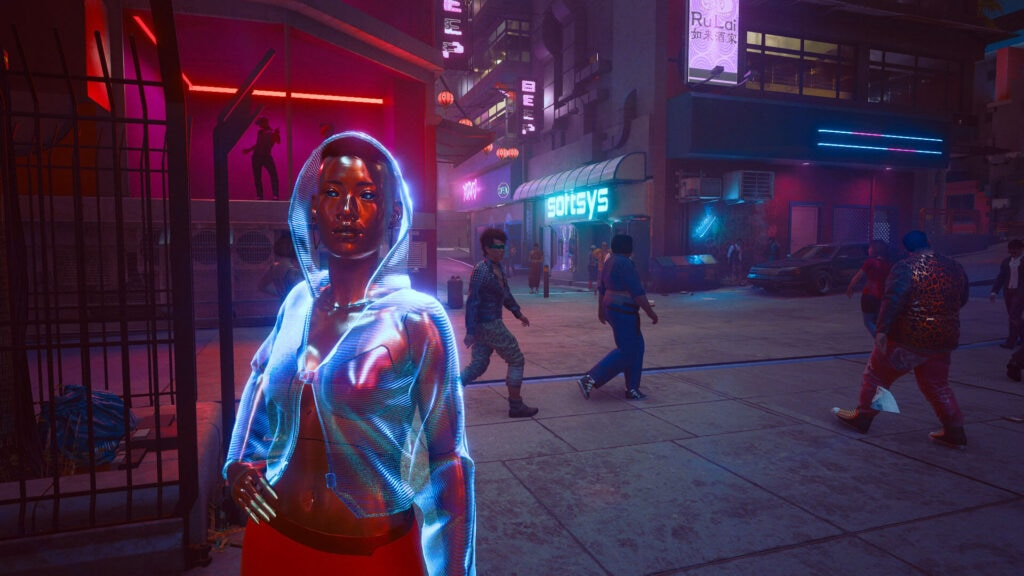 Cyberpunk 2077 - Neon