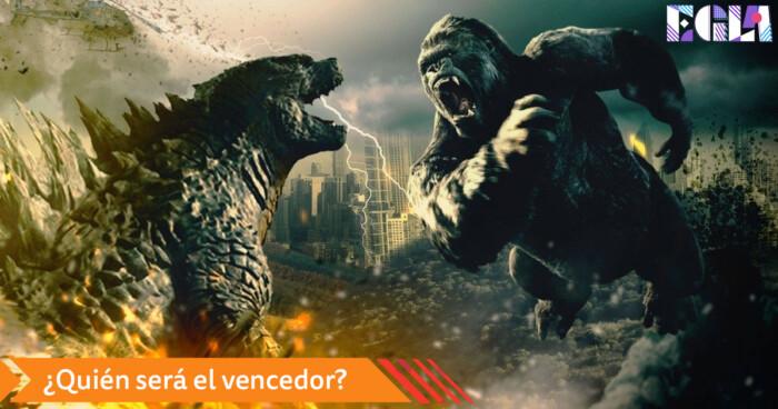 Godzilla vs Kong - Facebook
