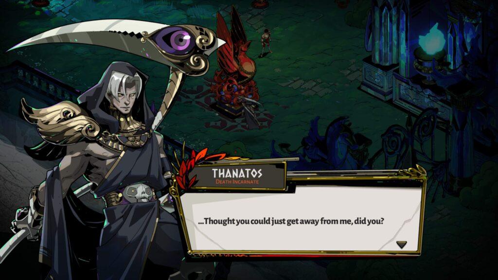 Hades - Thanatos