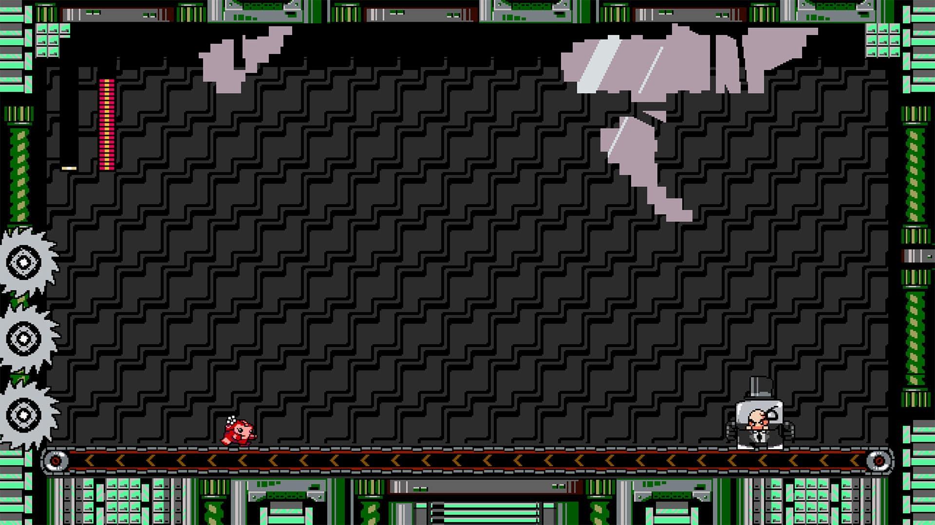 Super Meat Boy Forever - Mega Man