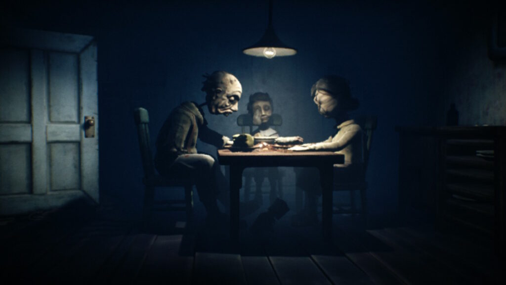 Little Nightmares II - Familia