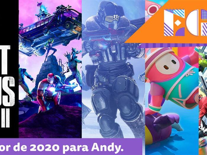 Lo mejor del 2020 para Andy - Facebook