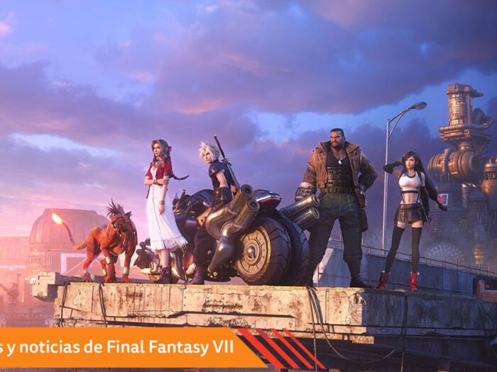Final Fantasy VII - Facebook