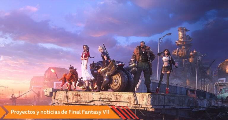 Final Fantasy VII - Facebook