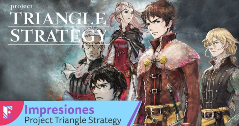 Project Triangle Strategy - Facebook