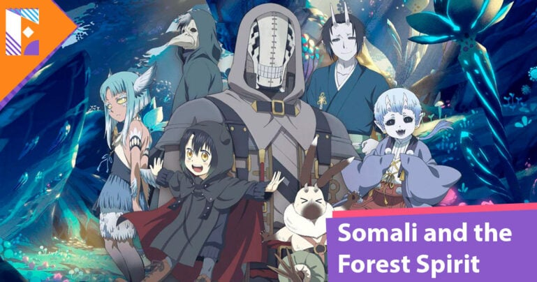 Somali and the Forest Spirit - Facebook
