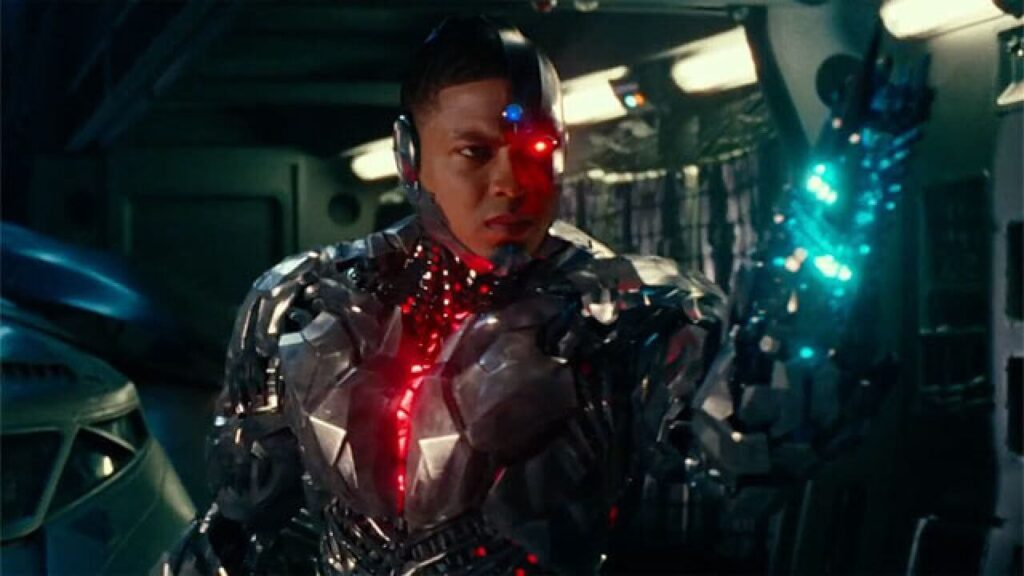 Zack Snyder Justice League - Cyborg