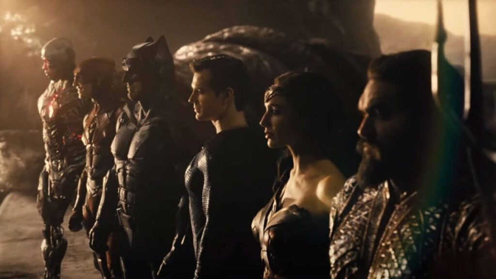 Zack Snyder Justice League - Liga