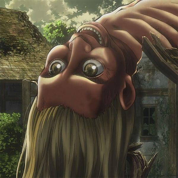Attack On Titan - Mamá de Connie