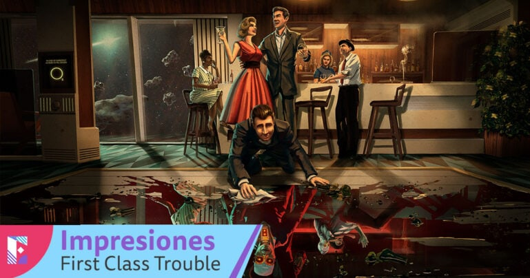 First Class Trouble - Facebook
