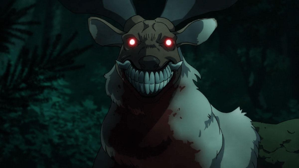 Kemono Jihen - Ghoul