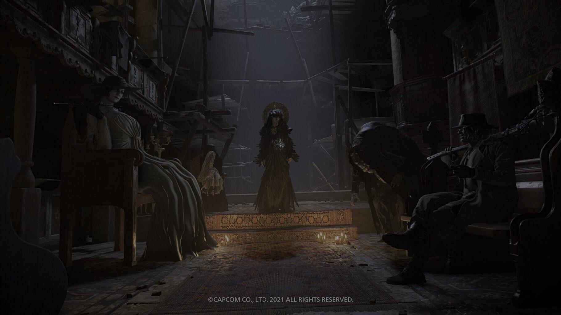 Resident Evil Village - Cuarteto