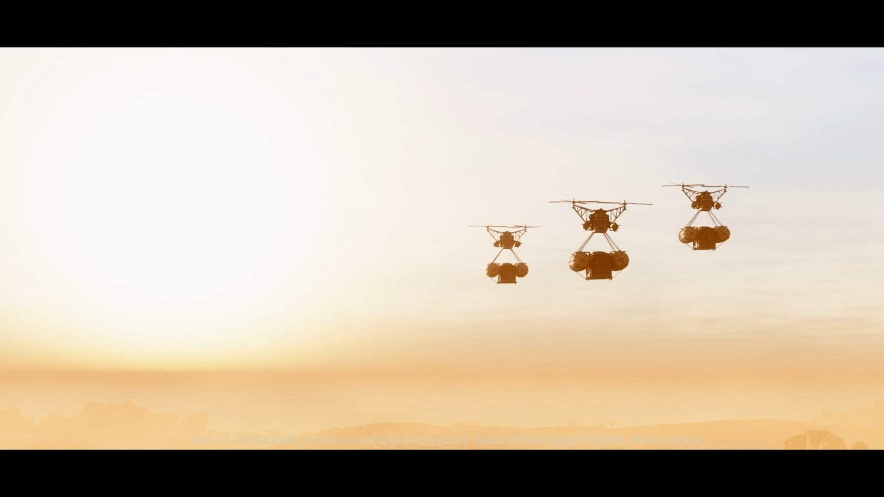 Iron Harvest - Desierto